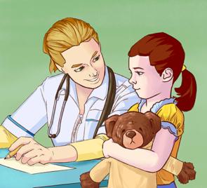 Мир в каждый дом - Детская больница